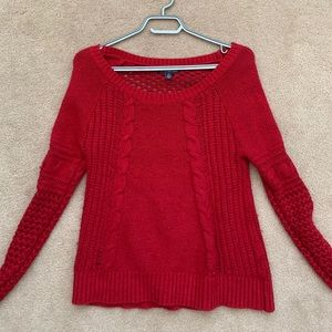 AMERICAN EAGLE SWEATER/ TOP : SIZE SMALL